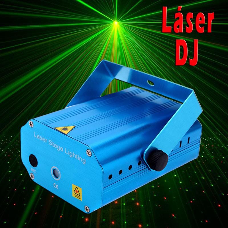 Proyector laser discoteca  luz Foco Para Fiesta DJ