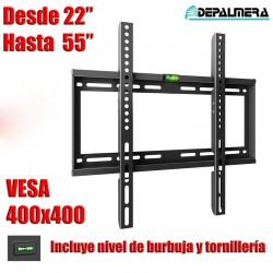 Soporte TV Pared Fijo LCD...