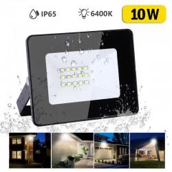 Foco LED Exterior de 10W Proyector